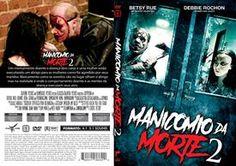 Grátis Gtba: Manicômio Da Morte 2 - Capa Filme DVD