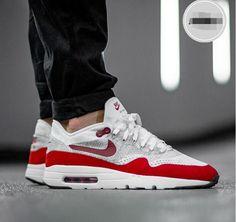 Nike Air Max 1 Ultra Red White