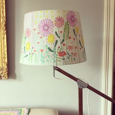 Lampshade by claire paisley