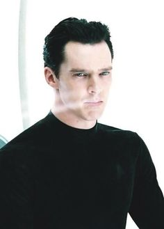Benedict Cumberbatch as John Harrison in the new Star Trek. I just think its hilarious that our Sherlock is playing someone named John. Sherlock Bbc, Benedict Cumberbatch Sherlock, Martin Freeman, Imitation Game, Benedict And Martin, Khan Benedict, John Harrison, New Star Trek, Mrs Hudson