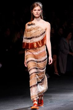 Givenchy Spring 2014 RTW - Review - Fashion Week - Runway, Fashion Shows and Collections - Vogue