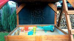 zahradní domeček garden play house