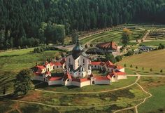 Kudy z nudy Janus, Pilgrimage, World Heritage Sites, Czech Republic, Golf Courses, Tours, Places, Bohemia, Lugares