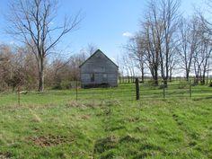Old Oak Barn, Greenfield Mo. J. Larson
