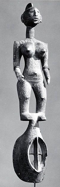 Mask: Female Figure (Karan-wemba)