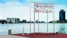 Maak een fietstocht langs kunst in de openbare ruimte, bijvoorbeeld in Amsterdam. Deze site helpt je bij de planning.