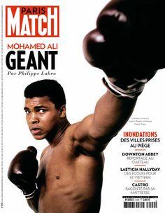 Mohamed Ali, le géant, raconté par Philippe Labro  Cassius Clay, le boxeur, était un mythe. En changeant de nom pour prendre celui de Mohamed Ali, le rebelle est  devenu une légende.