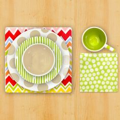 #myswaption from @Coton Colors new Swap Tabletop line! So cute! Mix and match!!