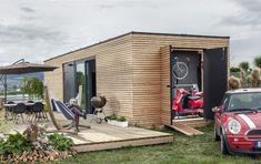 Bydlení v mikrodomě můžete nově financovat hypotékou! Finance, Shed, Outdoor Structures, Outdoor Decor, Home Decor, Minimalism, Decoration Home, Room Decor, Economics