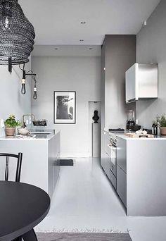 Usando itens diferenciados transforme sua cozinha em um lugar especial