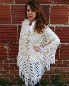 Maggie's Crochet · Italian Cape Crochet Pattern