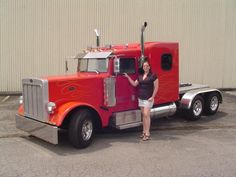 Lil Pete - Peterbilt conversion for Ford F250