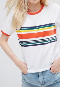 Get prepped for summer in the most 70s-tastic T-shirt in the game