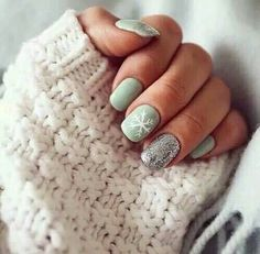 Whatever your seasonal plans/aesthetic, there's a winter nail color to match.