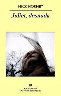 """Juliet, desnuda"" de Nick Hornby"