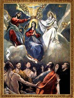 Santísima Trinidad, Dios Trino y Uno, Padre, Hijo y Espíritu Santo, principio y fin nuestro, postrado delante de Ti te rindo homena...