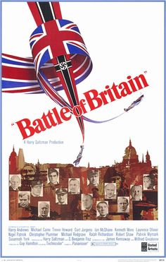 CAST: Harry Andrews, Michael Caine, Laurence Olivier, Trevor Howard, Kenneth More, Christopher Plummer, Robert Shaw, Susannah York, Ralph Richardson, Curt Jurgens, Michael Redgrave, Nigel Patrick, Edw