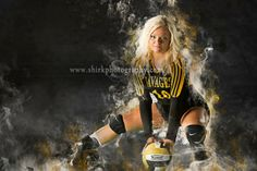 Volleyball senior picture ideas for girls. Volleyball Poses, Volleyball Senior Pictures, Volleyball Mom, Girl Senior Pictures, Sports Pictures, Senior Girls, Senior Photos, Softball Pics, Volleyball Images