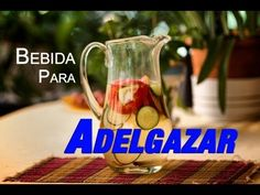 Bebida Adelgazante para Acelerar el Metabolismo - YouTube