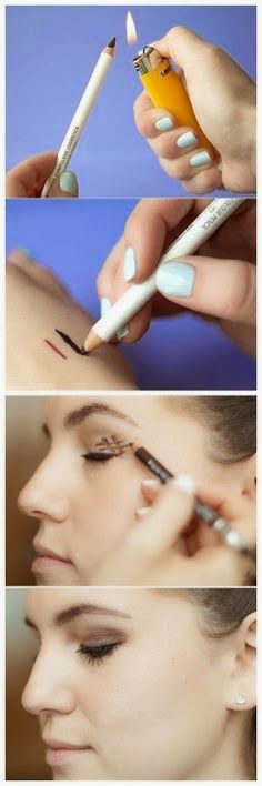 Makeup Tricks : 17 Life-Changing Makeup Hacks EVERY Woman Should Know