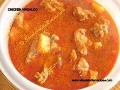 Chicken Vindaloo | Simple Indian Recipes