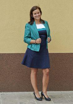 Ulice - Tereza Jordánová jako učitelka - 6 Ulice, Nova, Model, Style, Fashion, Swag, Moda, Fashion Styles