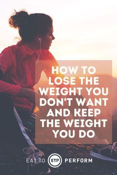 The goal for almost all of us is to lose the weight we don't want and keep the weight we do and build more. The issue with that is that people want to do it JUST eating less and your body adjusts to that fast. So I wrote this up to help.... It takes you through various ideas and stages and how to reach those goals THE WAY IT ACTUALLY WORKS!