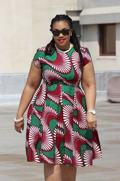 African Fashion - Plus Size ~African fashion, Ankara, kitenge ...