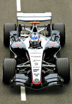 Kimi Raikkonen l Great Britain 2005