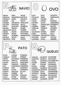 Fichas de Leitura para imprimir - Atividade de alfabetização - ESPAÇO EDUCAR