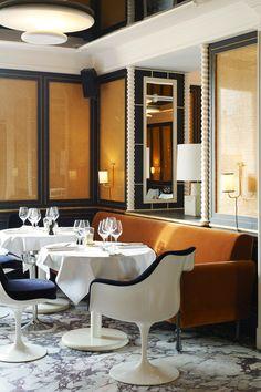 Loulou, le nouveau restaurant des Arts décoratifs - Joseph Dirand