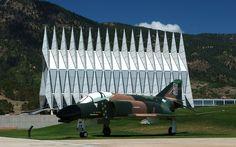 USAF Cadet Chapel