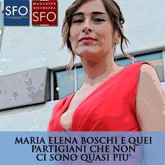MARIA ELENA BOSCHI E QUEI PARTIGIANI CHE NON CI SONO QUASI PIU' - http://www.sostenitori.info/maria-elena-boschi-quei-partigiani-non-ci-quasi-piu-2/232792