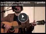 Jarvis Cocker goes back to school to talk Pulp and poetr