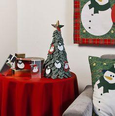 Árvore de #Natal #receita #patchwork #esquema