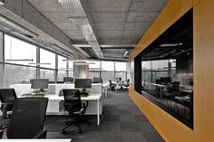 FICO office | Kristalia