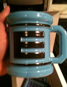 mega man e tank coffee mug