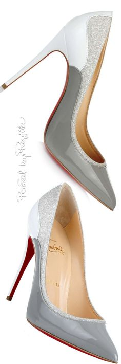 Just because these are beautiful :) Louboutin ~ Fall 2015