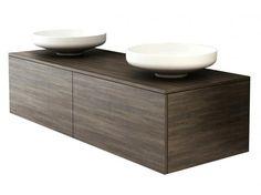 Idea for single vanity unit in podwer room