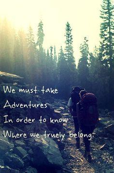 Quote. Adventure. Travel. Wanderlust http://www2.kiwicollection.com/adventuretime/ #AdventureTime
