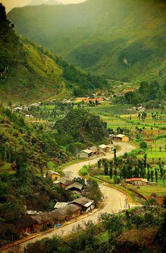 Hà Giang  #Travel #HaGiang #VietNam