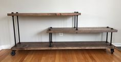 Industrial Modern Media Console Contemporary TV Stand by UrbanID
