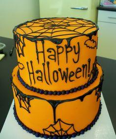 halloween birthday cake easy Halloween Birthday Cakes Inspiration