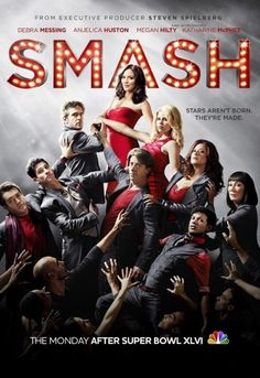 Smash - a smashing show, behind the scenes of a Broadway musical!