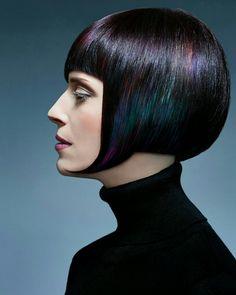 #goldwell #elumen #haircut #haircolor