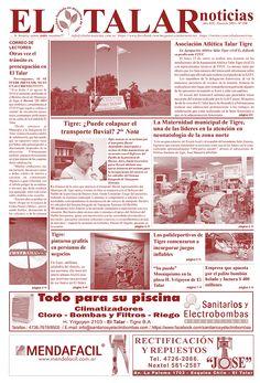 El Talar noticias de papel (Edición 220)