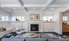 Kenwood Cottage - traditional - Living Room - Minneapolis - Peterssen/Keller Architecture