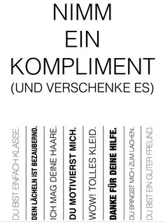 1000 images about quotes on pinterest oder zitate and typo poster. Black Bedroom Furniture Sets. Home Design Ideas