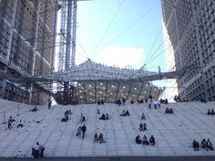 La Grande Arche de la Fraternité / Arche de la Défense