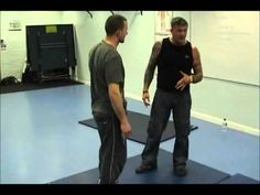 Lee Morrison - Combatives Takedowns - YouTube